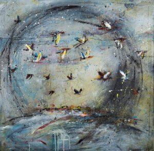 Anne Marie Johansen: Storm og Stille