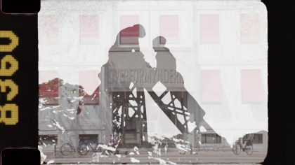 Arctic Stations: Tinne Zenner & Eva la Cour