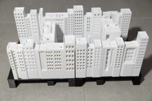 Malte Steiner: The Big Crash – art for the pending burst of the real estate bubble