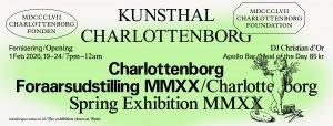 Charlottenborg Forårsudstilling 2020
