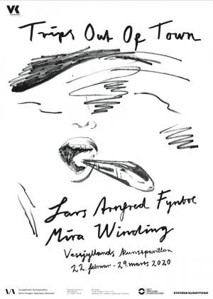 Lars Arnfred Fynboe og Mira Winding: Trips Out of Town