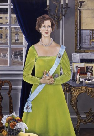 Dronningens Ansigter: H.M. Dronning Margrethe II 1940-2020