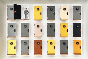 Simon Thrane: Compartment