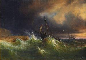 Havstykker. Fra romantikken til klassisk moderne