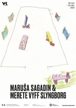 Maruša Sagadin og Merete Slyngborg