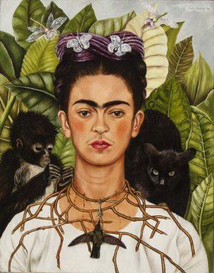 Fantastiske kvinder: Surreelle verdener fra Meret Oppenheim til Frida Kahlo