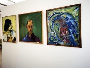 Et ansigt til verden – Malerier af ansigter fra Museets samling