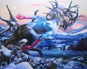 Angela Gram: Transfigured Night