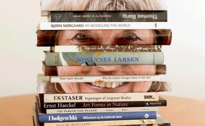 Peter Holst Henckel: Portræt af en udstilling
