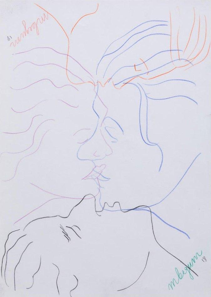 Martin Bigums skitser