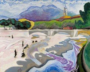 Iscenesat natur og liv. Ernst Ludwig Kirchner og Jens Ferdinand Willumsen – de sene værker