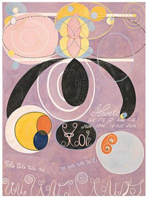 Hilma af Klint – Artist, Researcher, Medium