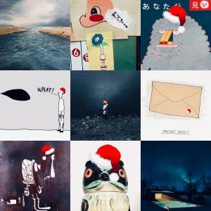 Vinterudstilling: Galleriets kunstnere
