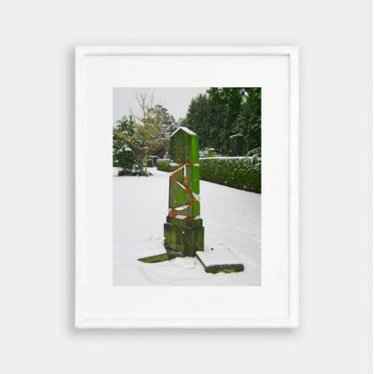 Casper Aguila: Future landscapes and monuments ONLINE-udstilling