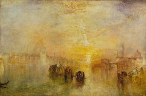 Turner – Sun is God