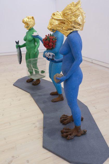 Bjørn Nørgaard: Skulpturer