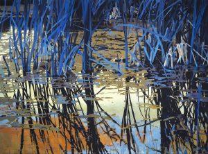Jenny Hansen: I tråd med naturen – en kunstudstilling med gobeliner