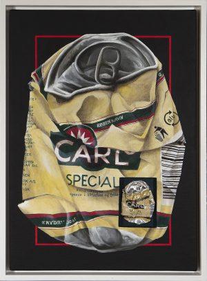 Poul Janus Ipsen: Street Cans