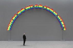 For enden af regnbuen – ARKEN i 25 år