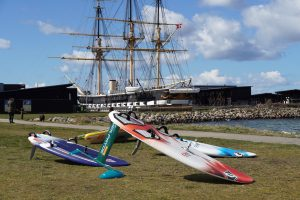 The Nomadic Platform for Eco-Economic Futures: Proxy Harbor Environs