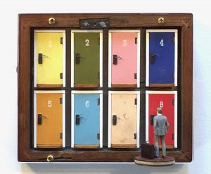Art Herning i Galerie Pi