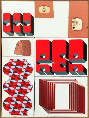 Barry McGee: TAR PIT