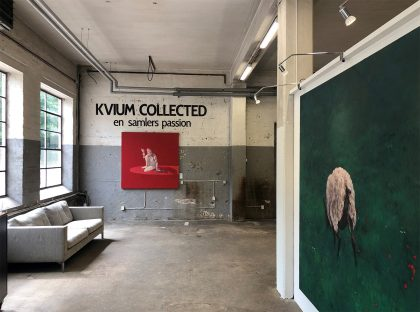 KVIUM COLLECTED – en samlers passion