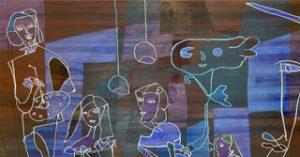 Bentemarie Kjelbæk: Familien i Madrid