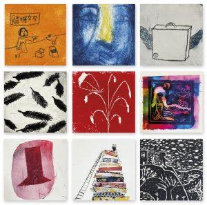 IBK21 International Biennale for Børn i Grafik 2021