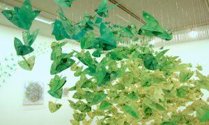 Yuko Takada Keller: Flydende univers