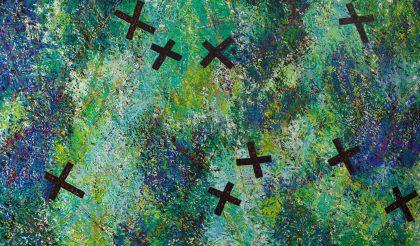 Pia Andersen: Den blå laks' rejse