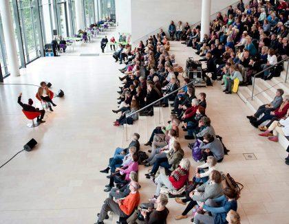 Art Week seminar på Statens Museum for Kunst