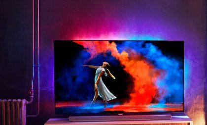 Nyt tv med OLED-teknologi