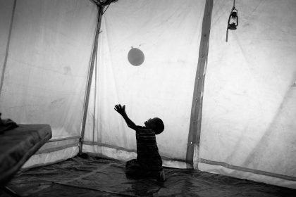 En ting i verden: Fotobogen <i>And then there was silence</i>